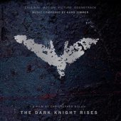 The Dark Knight Rises Original Motion Picture Soundtrack Vinyl Import Edition