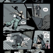 Asian noir crime comic The Good Asian coming this May from Image