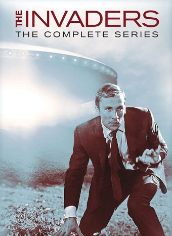 The Invaders: The Complete Cult Television Series DVD Edition