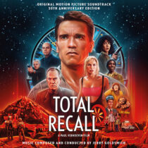 Total Recall 30th Anniversary Original Motion Picture Soundtrack 2-CD Special Edition