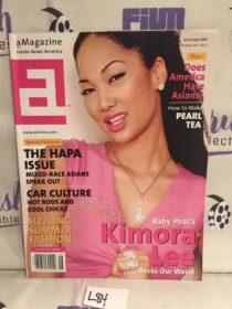A Magazine: Inside Asian America (June/July 2001) Baby Phat Kimora Lee Cover [L84]