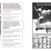 Ad Nauseam: Newsprint Nightmares from the 1980s Hardcover Edition