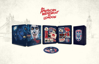 An American Werewolf in London Limited Edition Blu-ray Steelbook