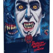 An American Werewolf in London Limited Edition Blu-ray Steelbook