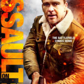 Assault on VA-33 official trailer featuring Sean Patrick Flanery, Michael Jai White and Mark Dacascos