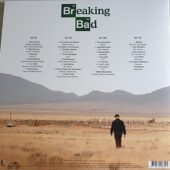Breaking Bad Original Television Series Soundtrack Deluxe Limited 2-LP Vinyl Edition