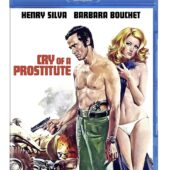 Cry of a Prostitute (Quelli che Contano) Blu-ray Edition Henry Silva