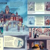 Exploring Gotham City (DC Comics): An Illustrated Guide Hardcover Edition