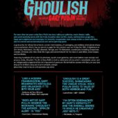 Ghoulish: The Art of Gary Pullin Hardcover Edition