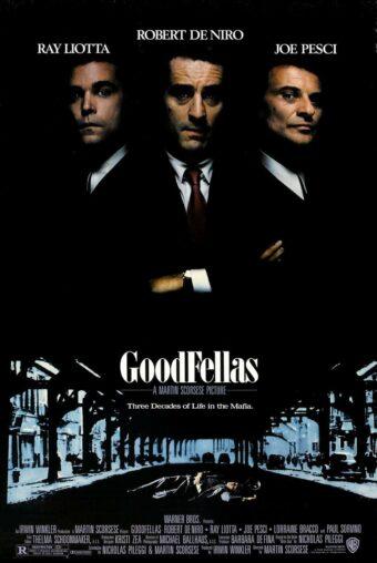 Goodfellas 24 x 36 Inch Movie Poster