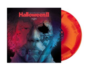 Rob Zombie's Halloween II Original Motion Picture Soundtrack Deluxe Vinyl Edition
