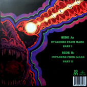 Invaders From Mars 7 inch Unreleased Soundtrack RSD 2020 Vinyl Edition
