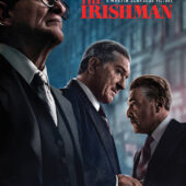 Martin Scorsese's The Irishman 24 x 36 inch Movie Poster