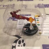 Marvel Iron Man HeroClix Action Figure (2008) [L95]