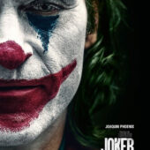Joker (2019) 24×36 inch Movie Poster with Joaquin Phoenix