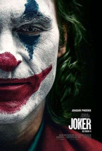 Joker (2019) 24×36 inch Movie Poster with Joaquin Phoenix