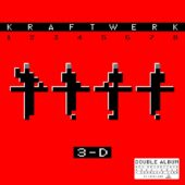 Kraftwerk 3-D: The Catalogue NEW Recordings 2-LP 180-Gram Vinyl with Digital Download