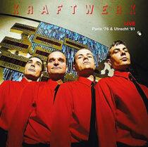 Kraftwerk LIVE Paris 1976 & Utrecht 1981 Limited Vinyl Edition Import