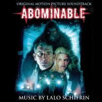 Abominable Original Motion Picture Soundtrack Music by Lalo Schifrin CD Edition with Drew Strusan Package Art