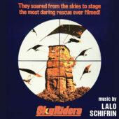 Sky Riders Original Soundtrack Score Music by Lalo Schifrin