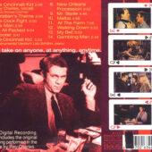 Steve McQueen The Cincinnati Kid Original Soundtrack Score CD Edition Music by Lalo Schifrin