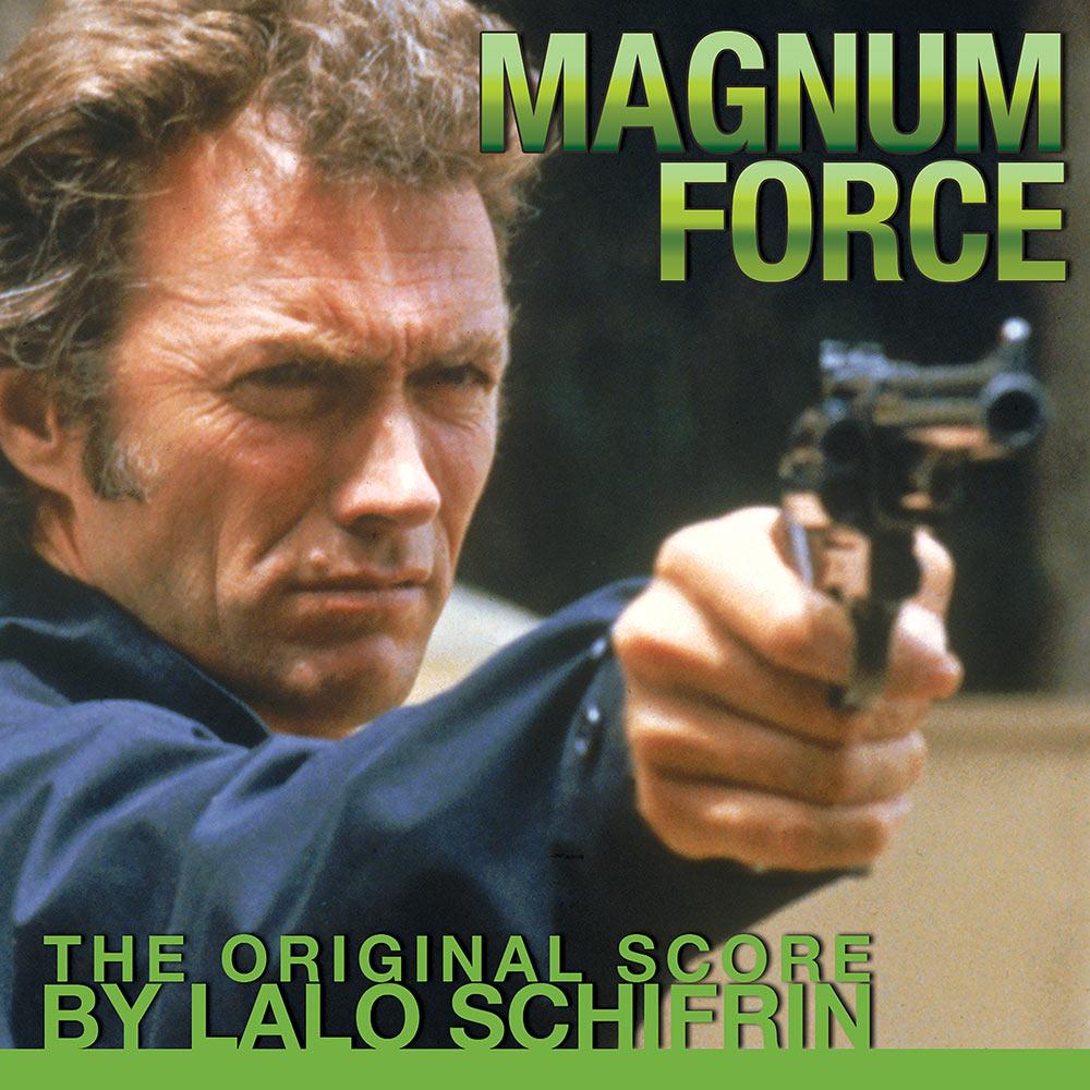 Magnum Force Original Film Soundtrack Score by Lalo Schifrin CD Edition