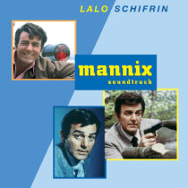 Mannix Original Television Series Soundtrack Score Composed by Lalo Schifrin CD Edition
