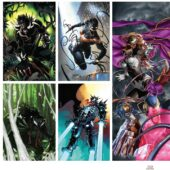 Marvel Comics: The Variant Covers Hardcover Edition