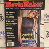 MovieMaker Magazine 10th Anniversary Issue (Winter 2004) Scarlett Johansson Cover [L85]