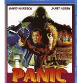 Panic (a.k.a. Bakterion) Blu-ray Edition