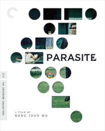 Parasite Director Approved Special Edition 2-Disc Blu-ray Criterion Collection