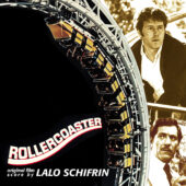 Rollercoaster Original Film Soundtrack Composed by Lalo Schifrin CD Edition