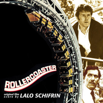 Rollercoaster Original Film Soundtrack Composed by Lalo Schifrin CD Edition