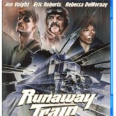 Runaway Train Special Edition Blu-ray with Slipcover