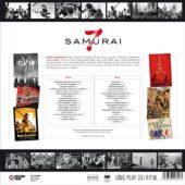 Akira Kurosawa's Seven 7 Samurai Original Film Soundtrack Score 180-Gram Limited Vinyl Edition