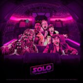 Solo: A Star Wars Story Original Soundtrack 180-Gram Black Vinyl Edition
