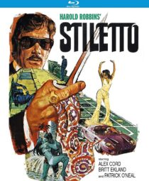Harold Robbins' Stiletto Blu-ray Edition