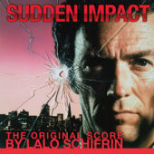 Sudden Impact: The Original Motion Picture Soundtrack Score by Lalo Schifrin Deluxe CD Edition