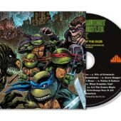 Teenage Mutant Ninja Turtles II: The Secret of the Ooze Original Motion Picture Soundtrack (CD Edition)