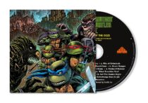 Teenage Mutant Ninja Turtles II: The Secret of the Ooze Original Motion Picture Soundtrack (CD Edition)