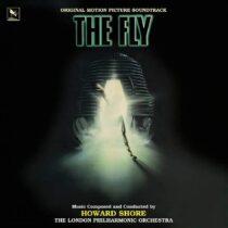 The Fly (1986) Original Soundtrack Album Limited Fog Green Vinyl Edition
