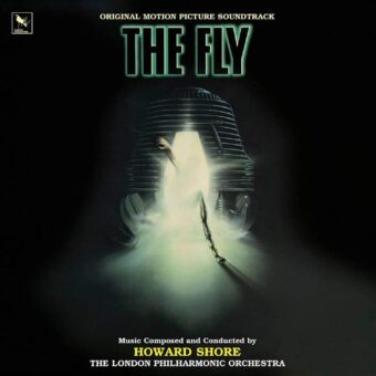 The Fly (1986) Original Soundtrack Album Limited Fog Green Vinyl Edition