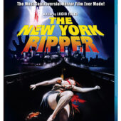 The New York Ripper Remastered Blu-ray Edition with Additional BONUS MATERIAL (2021)