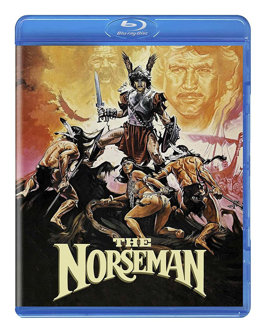 The Norseman Special Edition Blu-ray