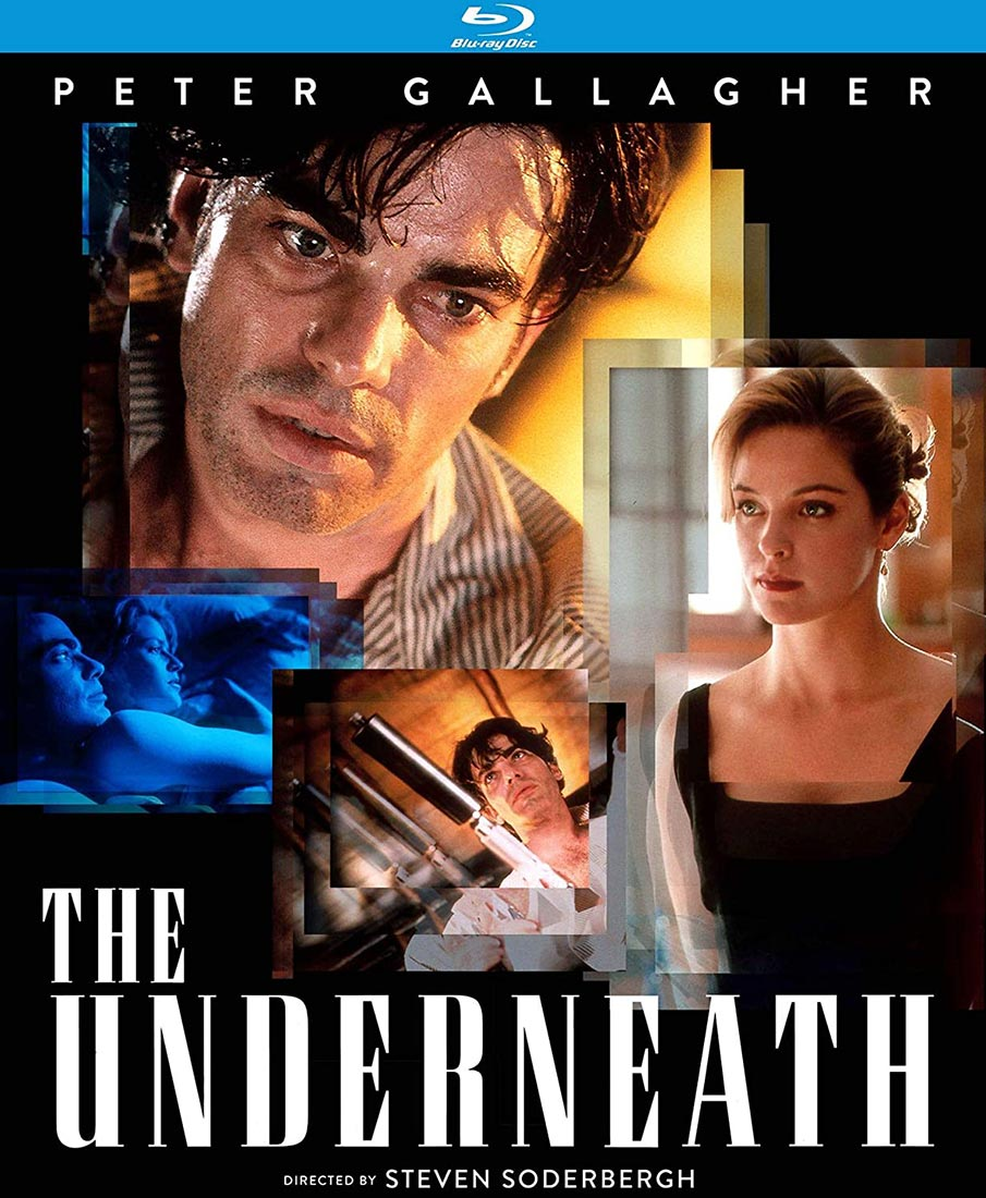 Steven Soderbergh's The Underneath Special Edition Blu-ray