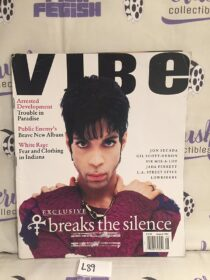 Vibe Magazine (August 1994) Prince Cover [L89]