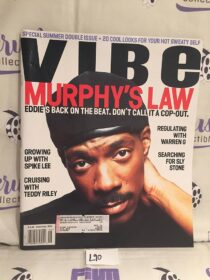 Vibe Magazine (June/July 1994) Special Double Issue; Eddie Murphy Cover [L90]
