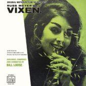 Russ Meyer's Vixen Original Motion Picture Soundtrack Limited Vinyl Edition