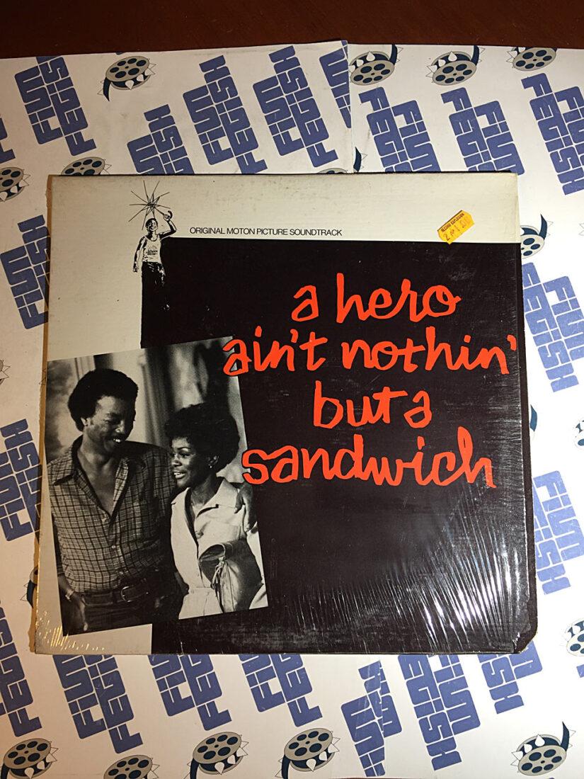 A Hero Ain't Nothin' But a Sandwich Original Film Soundtrack Vinyl Edition (1978)