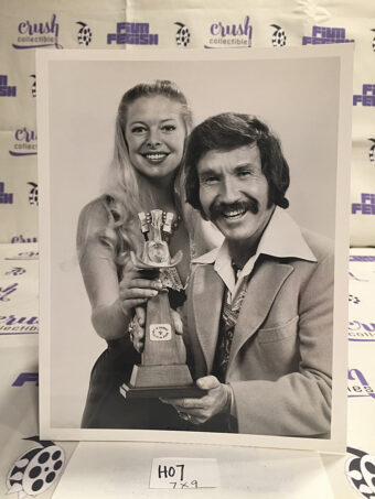 11th Annual Academy of Country Music Awards (1976) Original 7×9 inch Press Photo [H07]